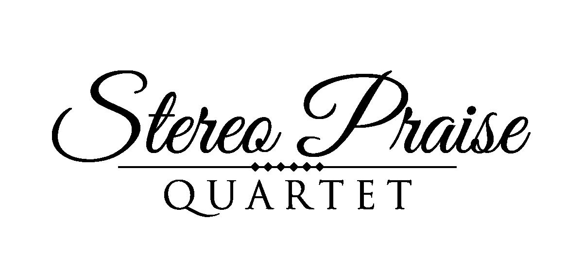 stereoPraise_logo_BW